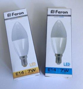 Светодиодная лампа 7W=60W E14