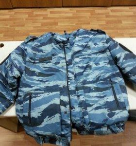 Продам новую зимнюю куртку размер 54-56/3