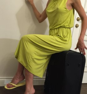 Летнее платье XS-S