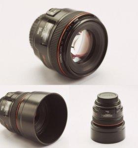 Canon 50 mm f/1.2L