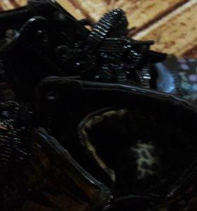 Полусапожки демисезонные 35 размер