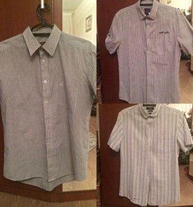 Рубашки 3 за 400₽