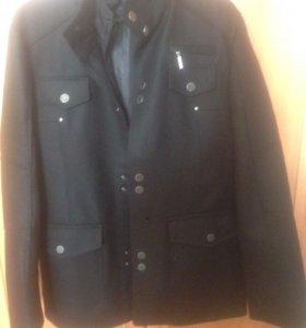 Пальто-куртка мужское новое