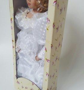 """Кукла декоративная """"Невеста"""" 50 см"""