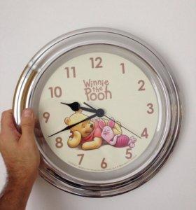 Часы настенные детские Винни Пух