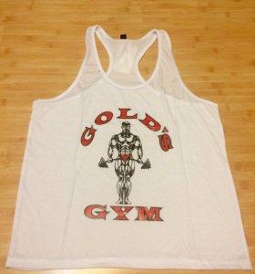 Майки Gold's Gym