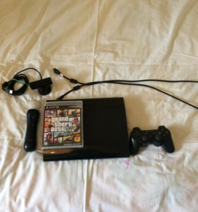 ps3 + ps move + GTA 5