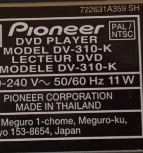 Pioneer DVD PLAYER DV-310