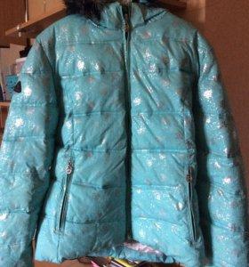 Куртка зимняя женская iguana