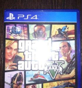 Playstation 4 + 2 игры