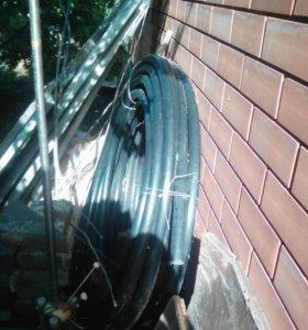 Труба черная диаметр 40мм длинна 50 м