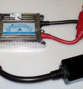 Новые блоки розжига J-power Slim с лампами