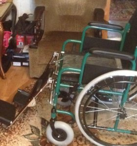 Инвалидное Кресло-коляска Флагман-3