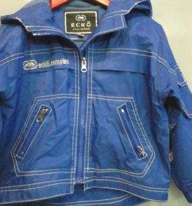Куртка детская д/м