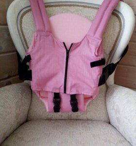 Переноска-рюкзак-кенгуру Womar