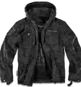 Куртка  Dobermans aggressive