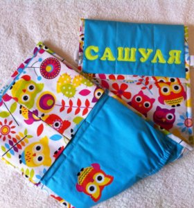 Кармашки на шкафчики для детского сада