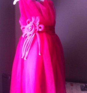 🎀великолепное платье на девочку