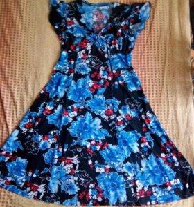 Платье 52-56 р.