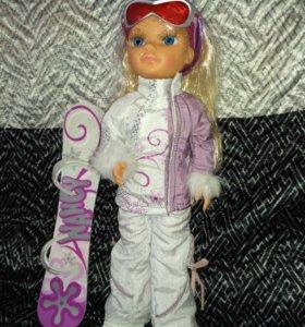 Кукла Nancy сноуборд