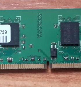 DDR2, dimm, 1Gb, samsung