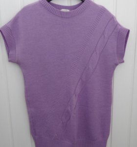 Кофта вязанная для беременных, размер