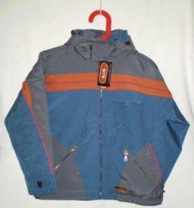 Куртка весенняя р152, новая