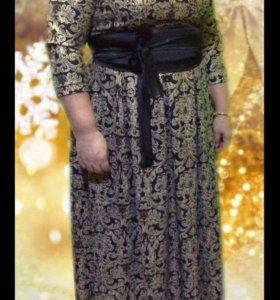 Платье новое, р.56