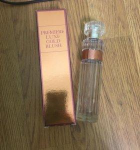 Духи premiere luxe gold blush