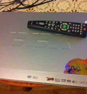 DVDплеер с караоки