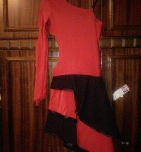 Бальное платье ( латино-американо)