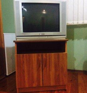 Телевизор Erisson+тумба