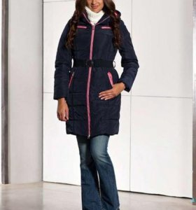 Зимняя куртка Snowimage. Очень тёплая