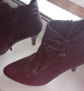 Обувь осень -весна