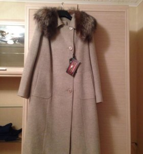 Пальто 50-52