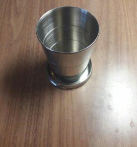 Раскладной стакан