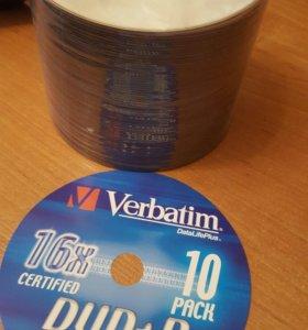DVD-R записываемые диски