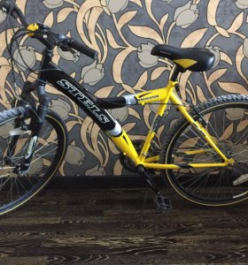 Велосипед Stels navigator 550