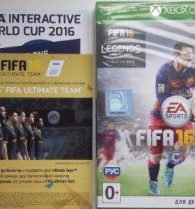 ФИФА 16 (FIFA 16) xbox one