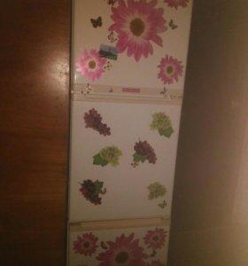 Холодильник 3 камерный