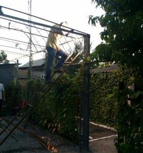 Работа на дому электро сварка