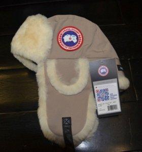 Canada Goose ARCTIC TECH SHEARLING PILOT HAT