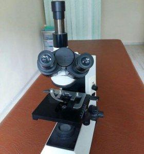 Микроскоп Gemoskan-1
