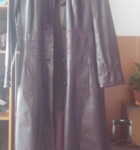 Плащ-пальто. Размер 40-42.