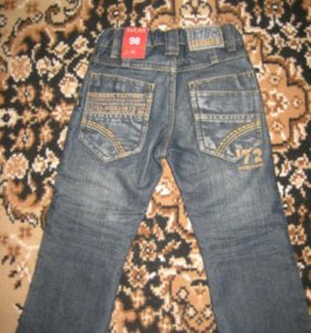 Новые джинсы Palomino