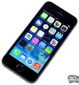 Айфон 5s новый на гарантии.