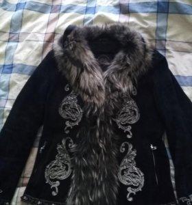 Куртка замшевая (натуральная)