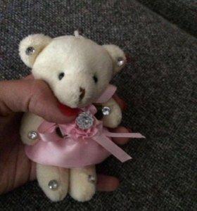 Брелок медвежонок