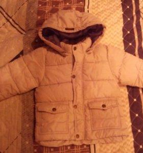 Пуховик. Зимняя куртка.