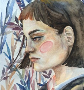 Портреты, картины, эскизы тату